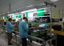 DIP Equipment Final Assembly Line