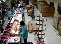 DIP Equipment Packing Line
